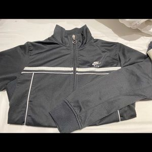 Nike Zip up with Pockets